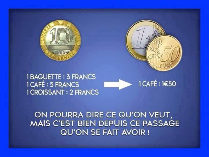 AVANT L'EURO... AVEC L'EURO. 13954210