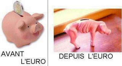AVANT L'EURO... AVEC L'EURO. 19019810