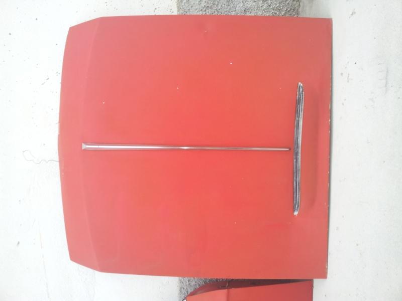 [VENDO - LAZIO/UMBRIA] Cofano e sportelli alluminio - 800 euro 20131012