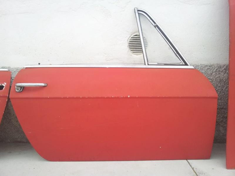[VENDO - LAZIO/UMBRIA] Cofano e sportelli alluminio - 800 euro 20131014