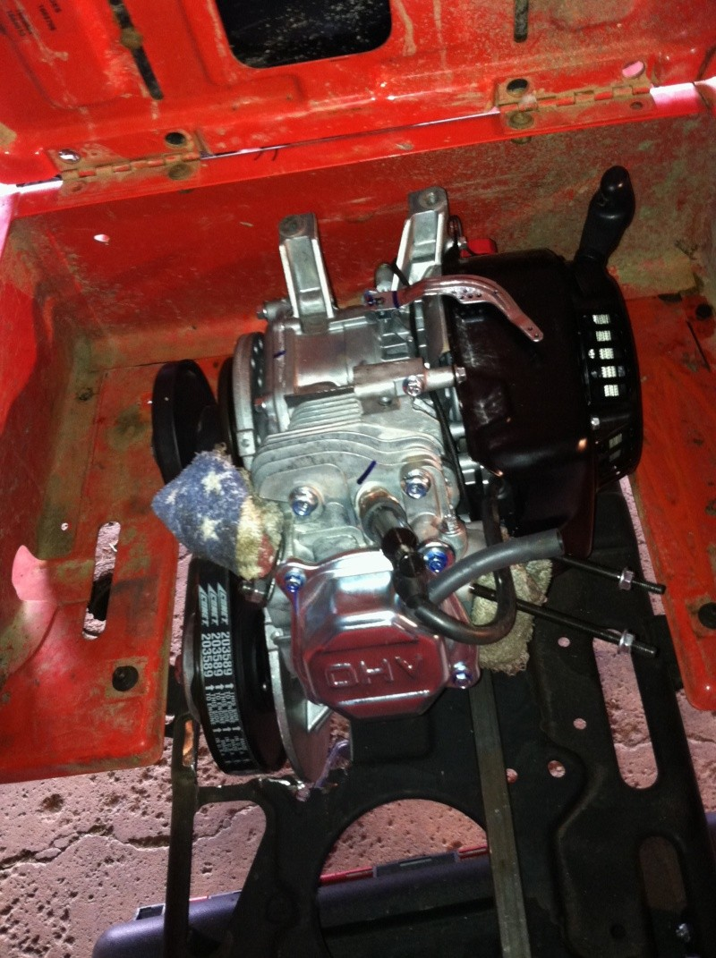 race mower  06810
