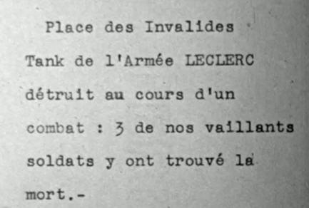 Paris après la libération, défilé troupes US Ffi310