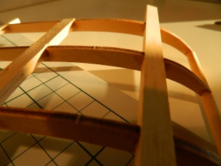 Blériot XI Version Manche - Maquette 1/10 ème AMATI / diffusion Hachette Nervur10