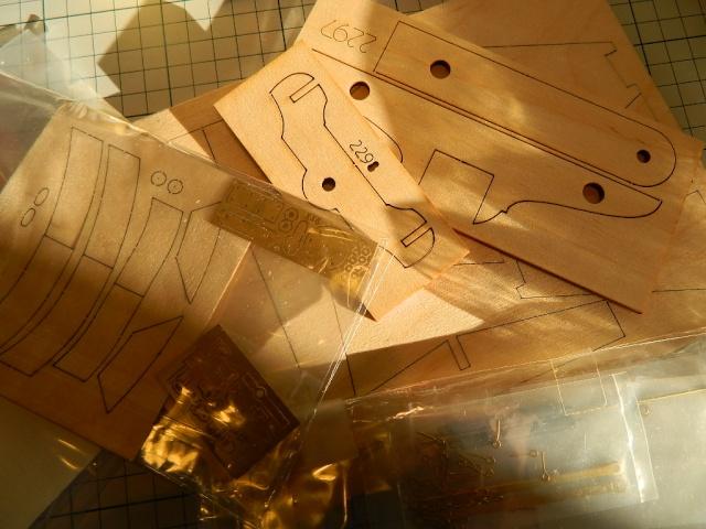 Blériot XI Version Manche - Maquette 1/10 ème AMATI / diffusion Hachette Planch10