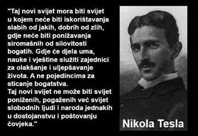 Nikola Tesla  (Da li bi Tesa zadužio svijet  da se  rodio  u Srbiji? Što mislite o Nikoli Tesli?) - Page 2 65337_10