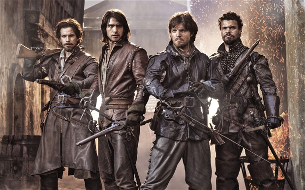 The Musketeers (2014– ) Themus10
