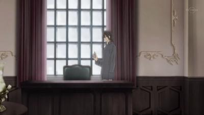 Pracovňa vodcu upírov Kurano10