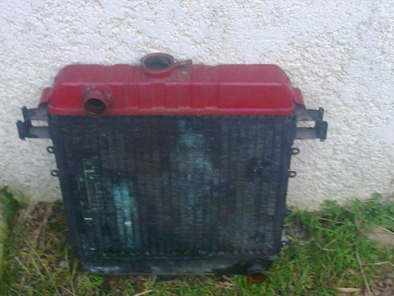 montage radiateur Photo056
