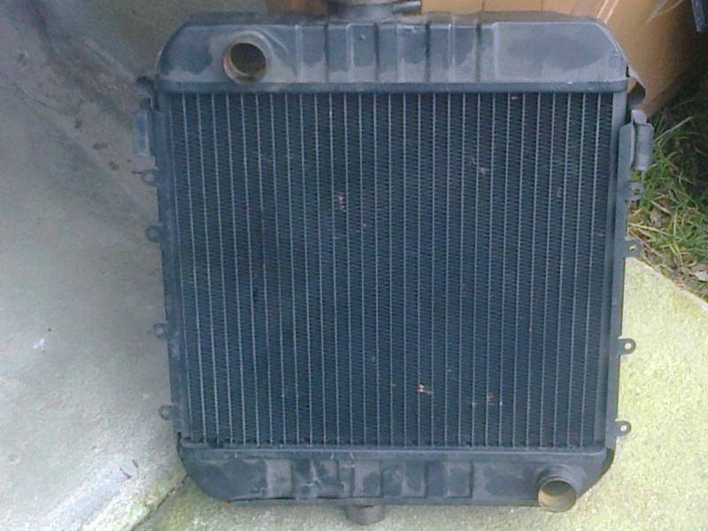 montage radiateur Photo057