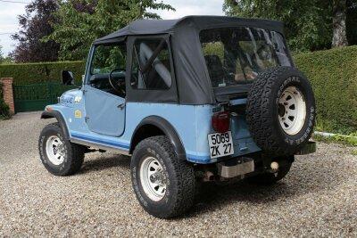jeep cj 4.2 l 14857911