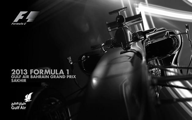 2013 FORMULA 1 GULF AIR BAHRAIN GRAND PRIX Bgp110