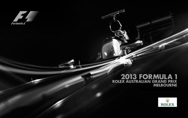 2013 FORMULA 1 ROLEX AUSTRALIAN GRAND PRIX Gp20au10