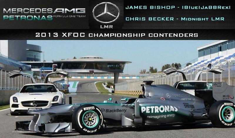 LMR Mercedes AMG Petronas F1 Team Merced10