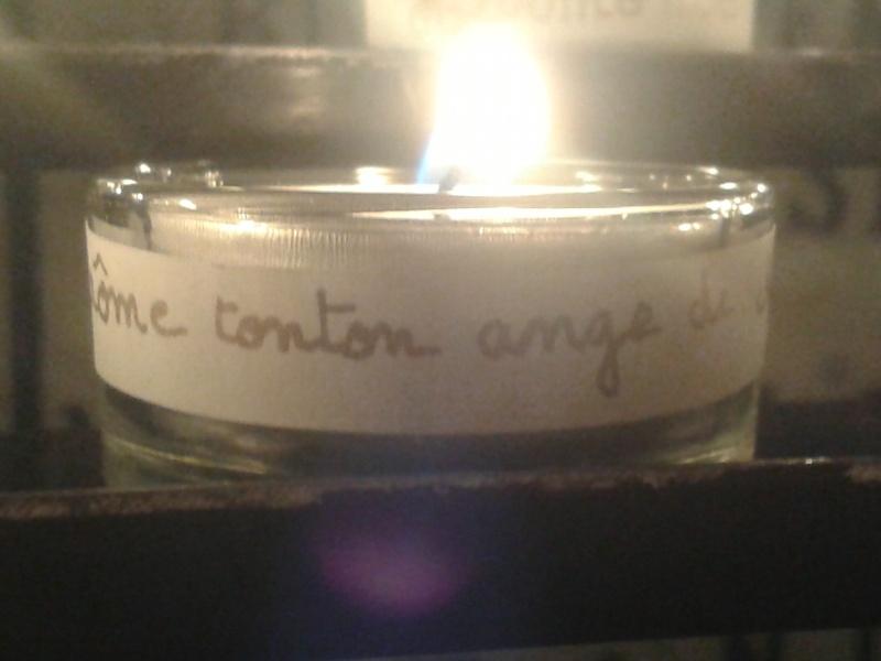 une bougie par anges qui brillera à Lourdes en cette fin d'année - Page 7 Dec20116