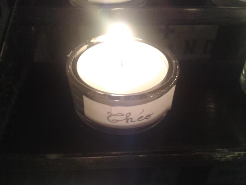 une bougie par anges qui brillera à Lourdes en cette fin d'année - Page 7 Dec20128
