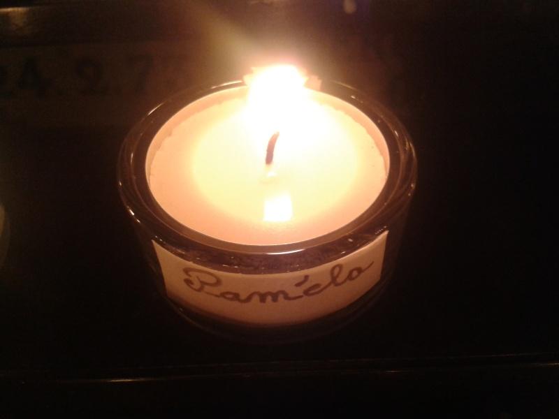 une bougie par anges qui brillera à Lourdes en cette fin d'année - Page 7 Dec20143