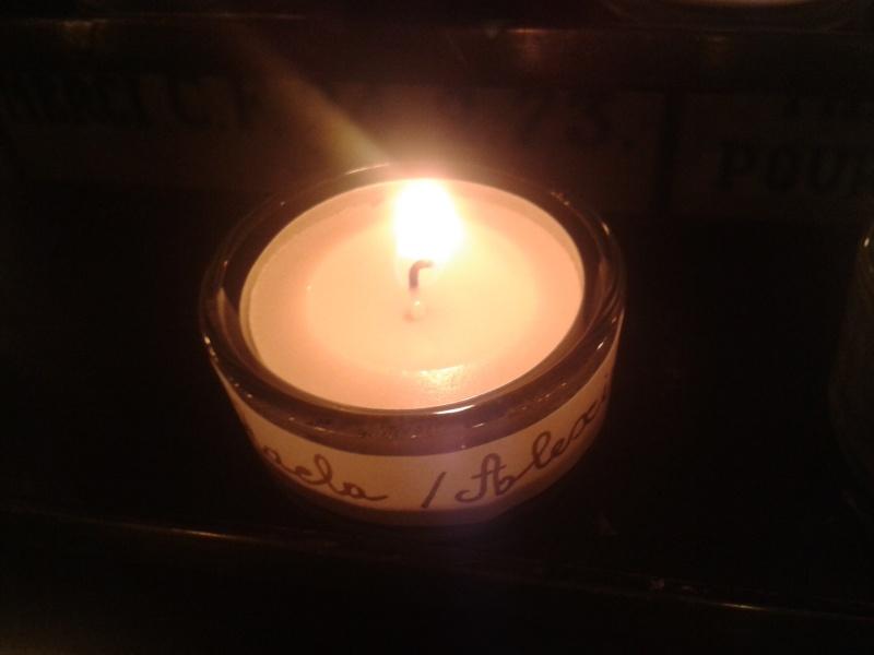 une bougie par anges qui brillera à Lourdes en cette fin d'année - Page 7 Dec20144