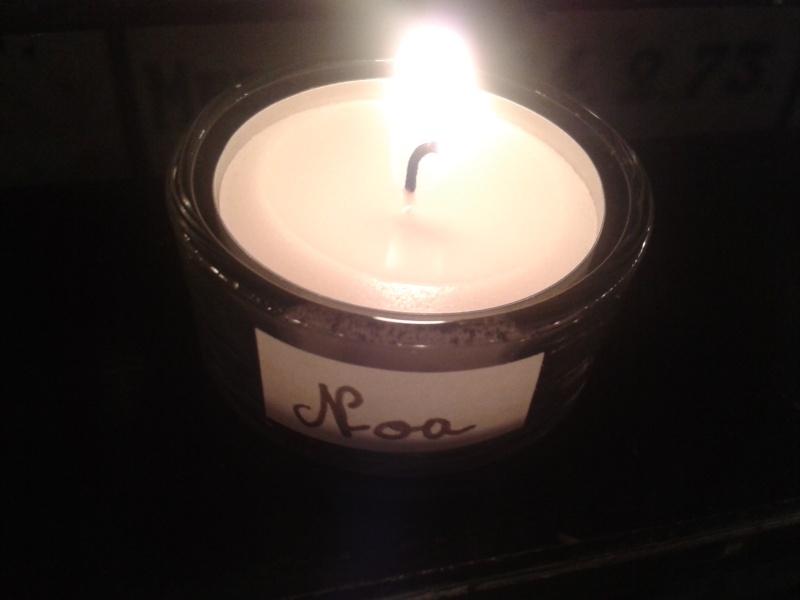 une bougie par anges qui brillera à Lourdes en cette fin d'année - Page 7 Dec20149