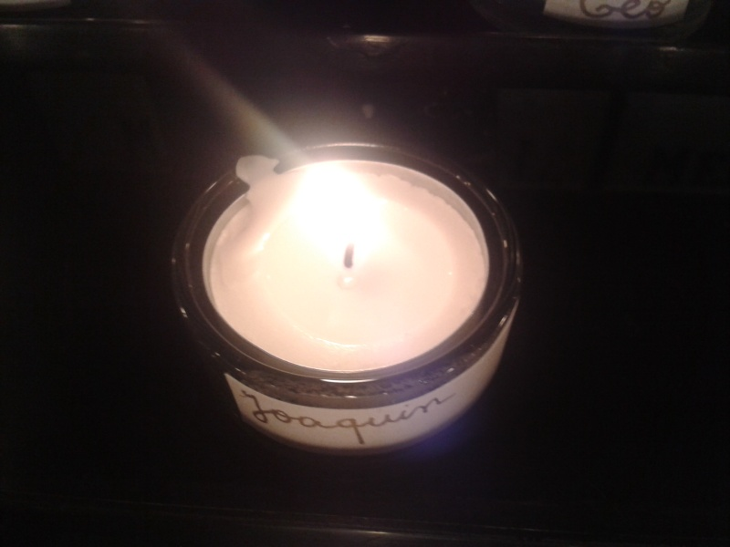 une bougie par anges qui brillera à Lourdes en cette fin d'année - Page 7 Dec20151
