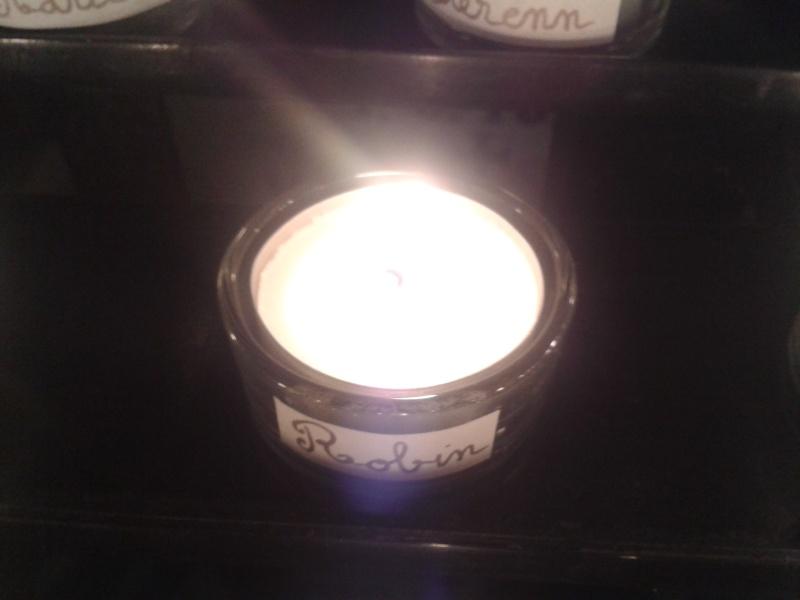 une bougie par anges qui brillera à Lourdes en cette fin d'année - Page 7 Dec20152