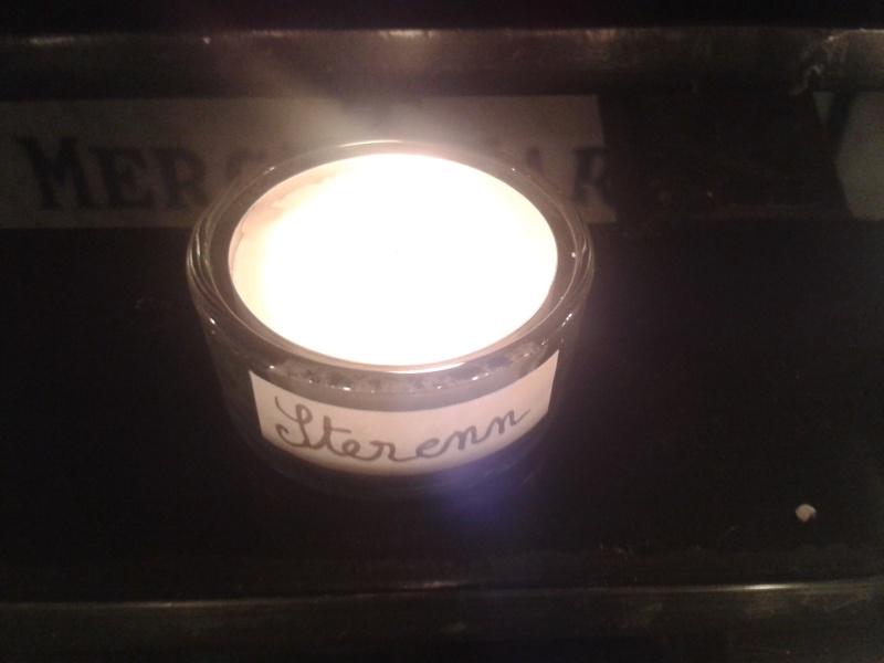 une bougie par anges qui brillera à Lourdes en cette fin d'année - Page 7 Dec20155