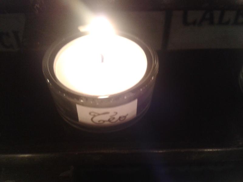 une bougie par anges qui brillera à Lourdes en cette fin d'année - Page 7 Dec20156