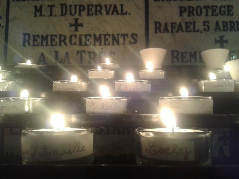 une bougie par anges qui brillera à Lourdes en cette fin d'année - Page 8 Dec20175