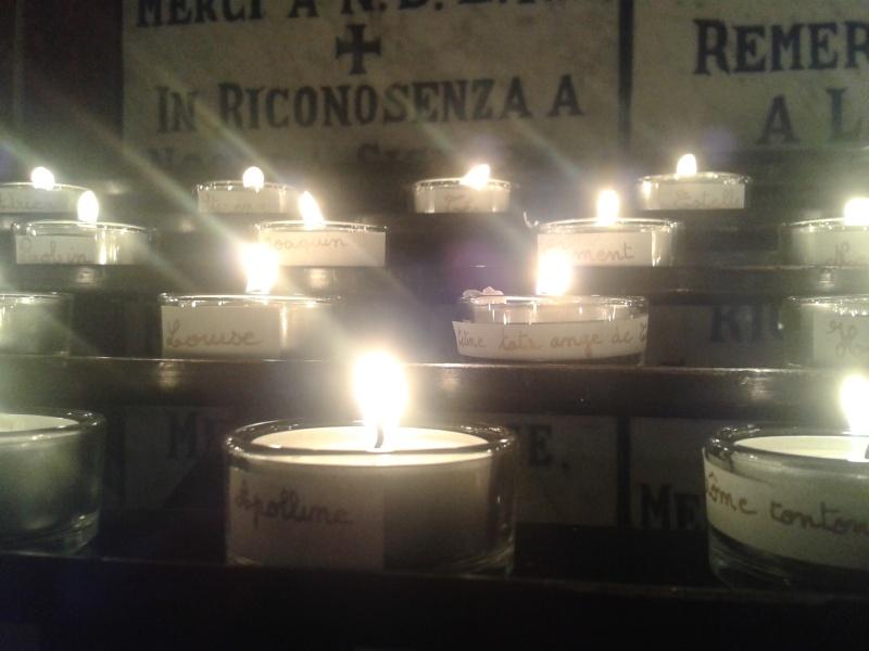 une bougie par anges qui brillera à Lourdes en cette fin d'année - Page 8 Dec20177
