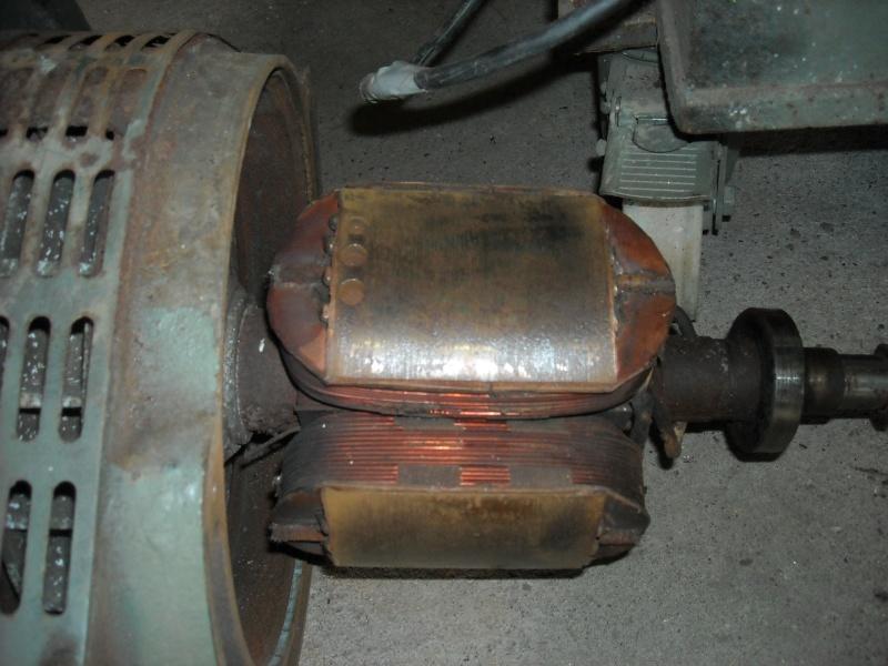 Restauration d'un groupe électrogène de 1950 Photo_24