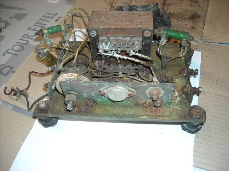 Restauration d'un groupe électrogène de 1950 Photo_26