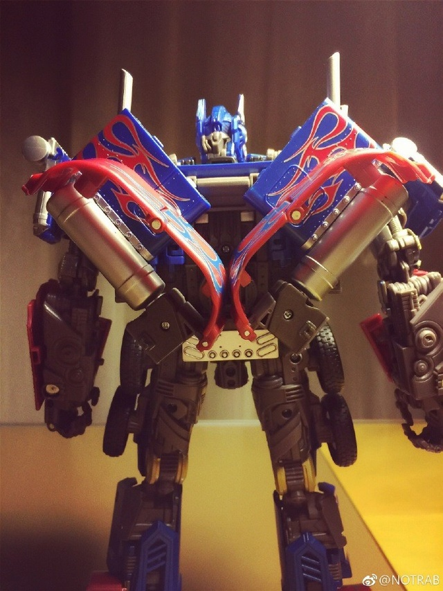 [Masterpiece Film] MPM-4 Optimus Prime 1011