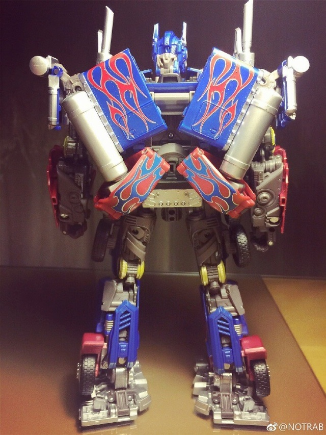 [Masterpiece Film] MPM-4 Optimus Prime 1310