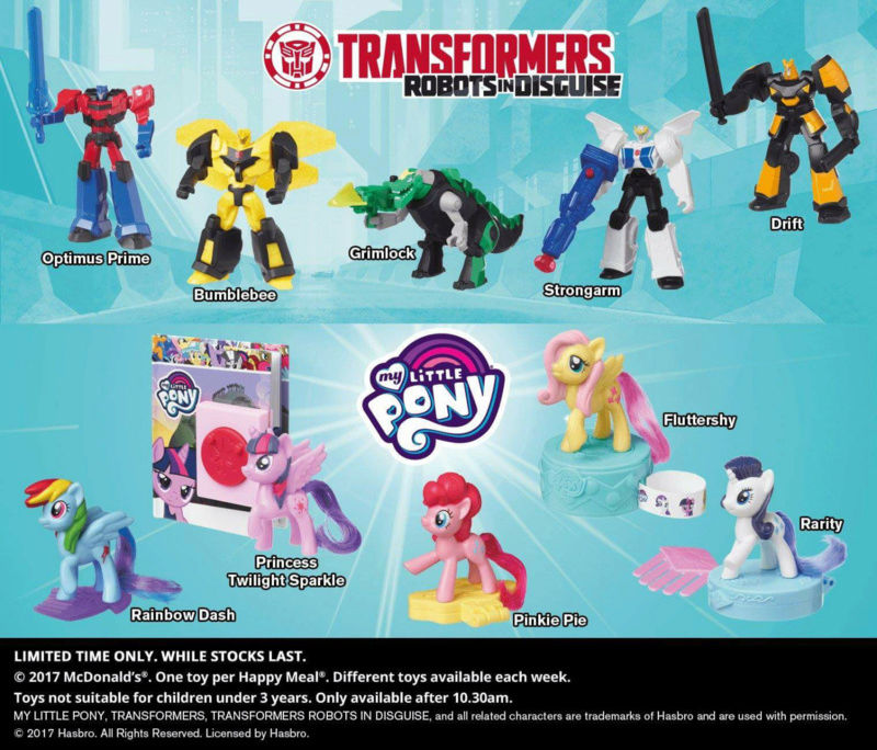 Transformers chez McDonalds - Happy Meals / Joyeux Festins - Page 3 14850510