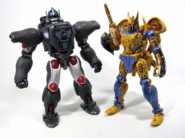 [Masterpiece] MP-34 Cheetor et MP-34S Shadow Panther (Beast Wars) - Page 2 14879542