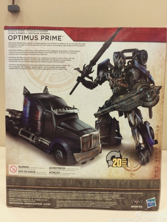 JOUETS - Transformers 5: The Last Knight - Page 6 14907122
