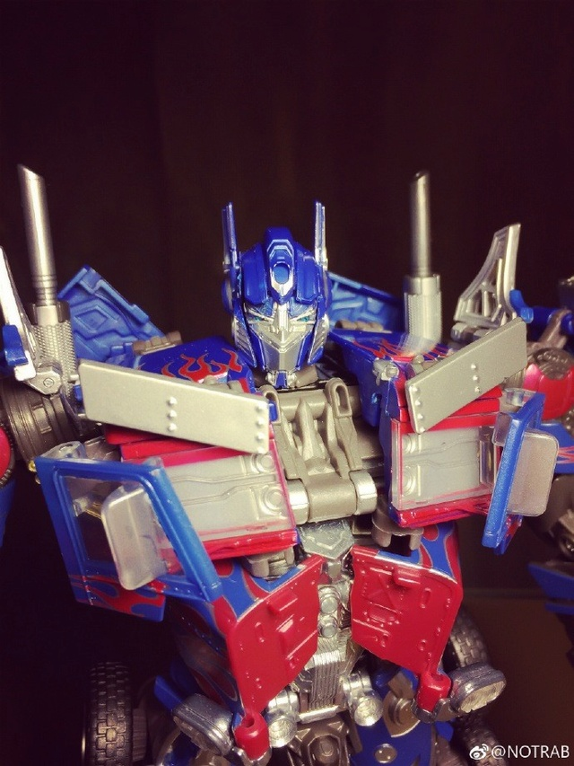 [Masterpiece Film] MPM-4 Optimus Prime 14933811