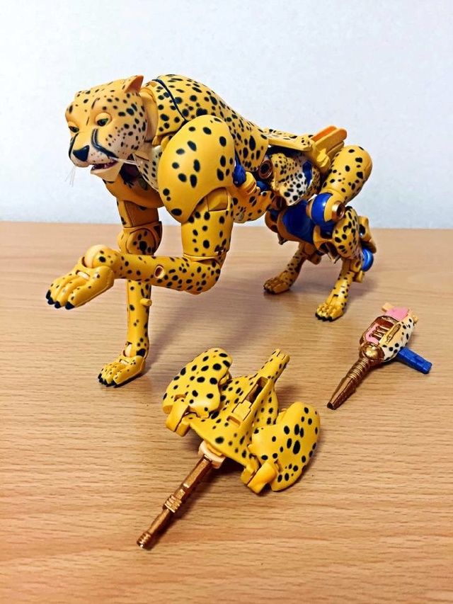[Masterpiece] MP-34 Cheetor et MP-34S Shadow Panther (Beast Wars) - Page 2 16864515