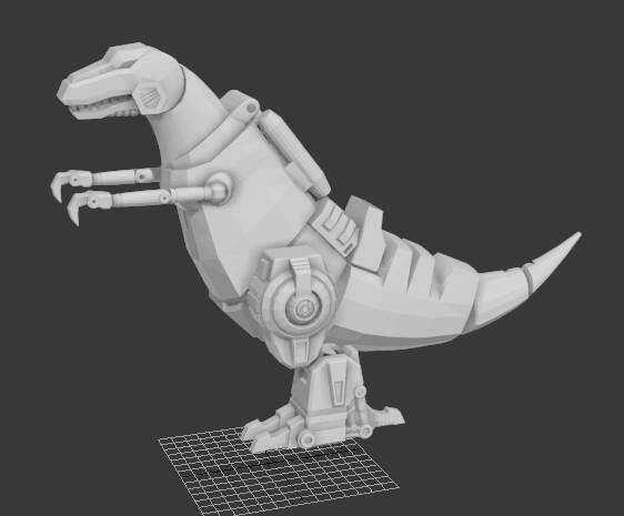 [GigaPower] Produit Tiers - Jouets HQ-01 Superator + HQ-02 Grassor + HQ-03 Guttur + HQ-04 Graviter + HQ-05 Gaudenter - aka Dinobots - Page 5 16938514