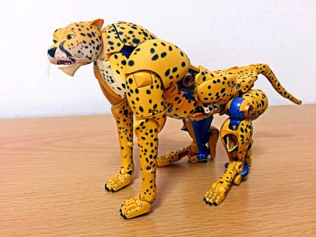 [Masterpiece] MP-34 Cheetor et MP-34S Shadow Panther (Beast Wars) - Page 2 16996113