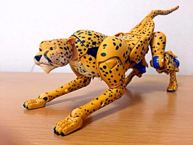 [Masterpiece] MP-34 Cheetor et MP-34S Shadow Panther (Beast Wars) - Page 2 16996311