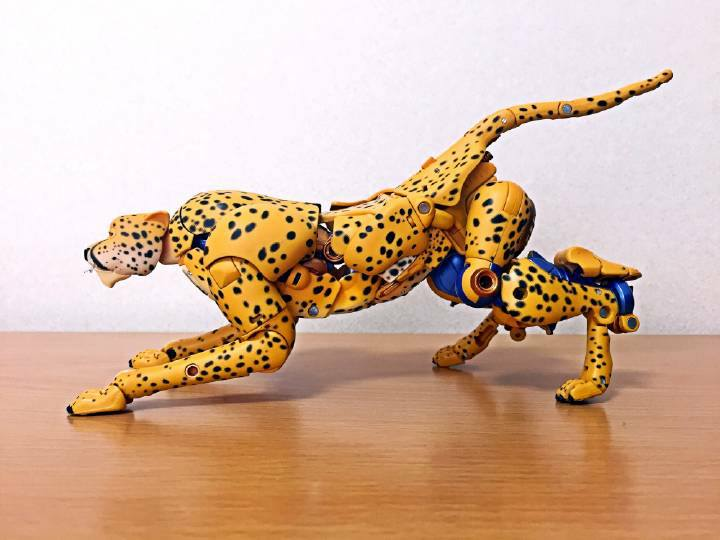 [Masterpiece] MP-34 Cheetor et MP-34S Shadow Panther (Beast Wars) - Page 2 16996412