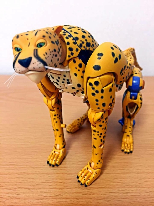 [Masterpiece] MP-34 Cheetor et MP-34S Shadow Panther (Beast Wars) - Page 2 16997810