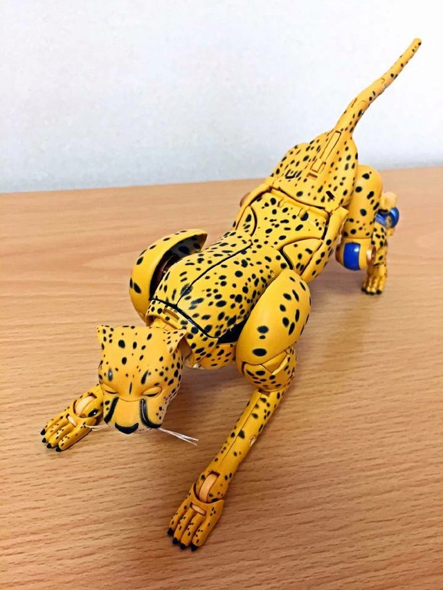 [Masterpiece] MP-34 Cheetor et MP-34S Shadow Panther (Beast Wars) - Page 2 16997911