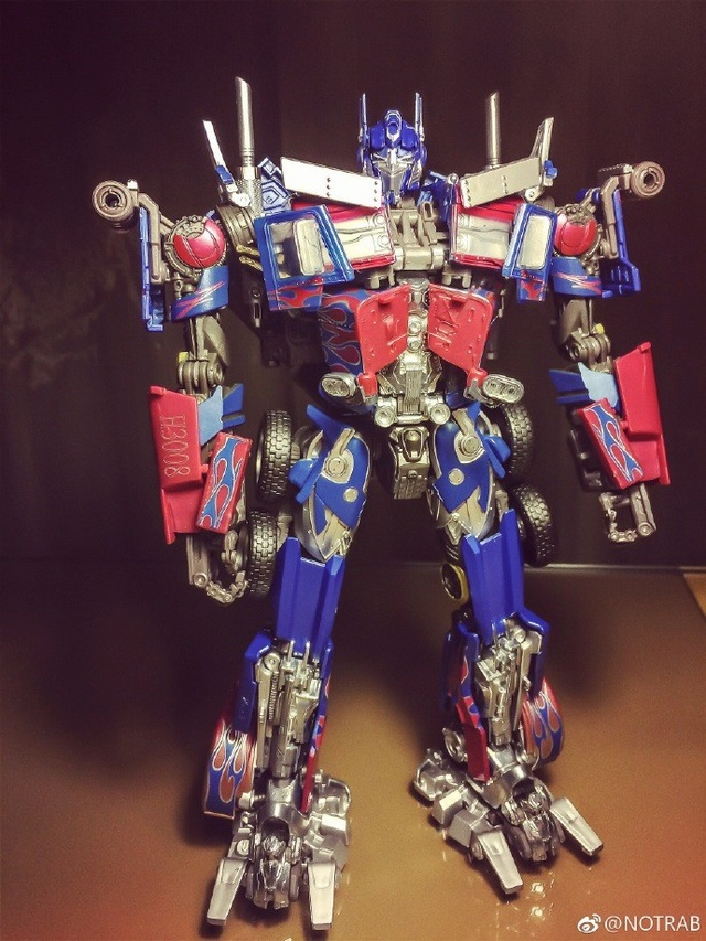[Masterpiece Film] MPM-4 Optimus Prime 511