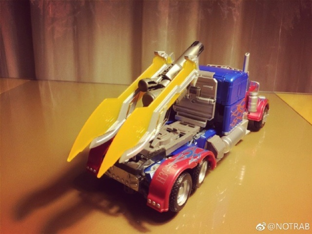 [Masterpiece Film] MPM-4 Optimus Prime 611
