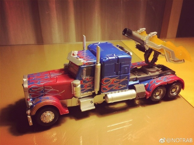 [Masterpiece Film] MPM-4 Optimus Prime 711