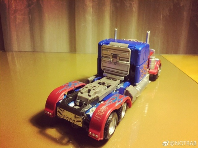 [Masterpiece Film] MPM-4 Optimus Prime 811