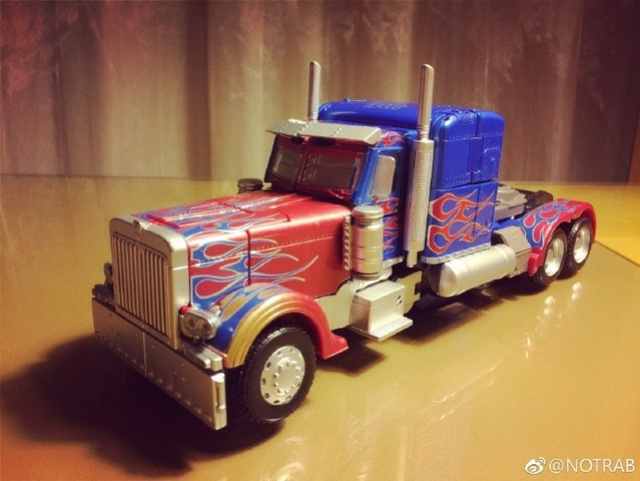 [Masterpiece Film] MPM-4 Optimus Prime 912