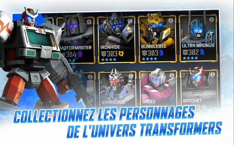 [Jeu Mobile] Transformers - Angry Birds, Forged to Fight, Earth Wars, Bumblebee Overdrive - Page 3 I210