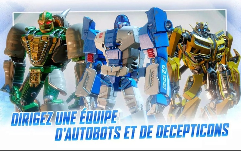 [Jeu Mobile] Transformers - Angry Birds, Forged to Fight, Earth Wars, Bumblebee Overdrive - Page 3 I310
